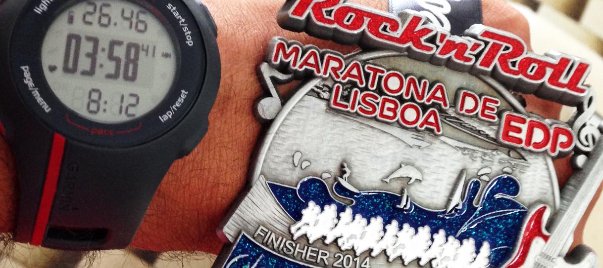 Lisbon Rock 'n' Roll Marathon 2014