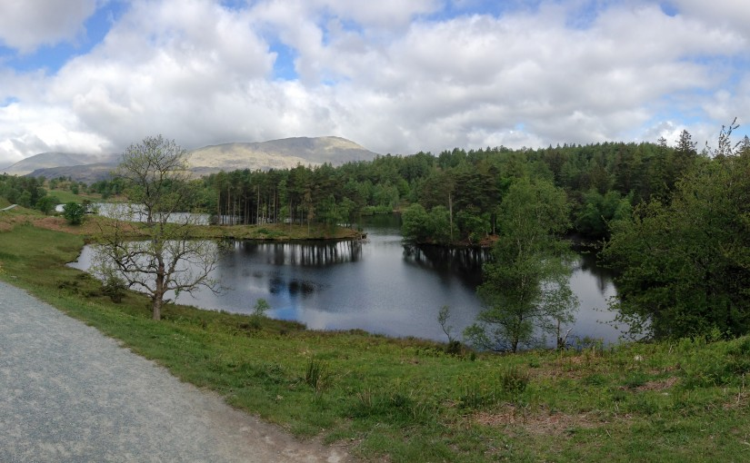 Lakeland Trails marathon, Coniston