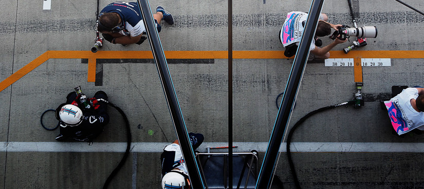 Formula One, Silverstone, 2015